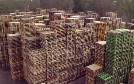 Kingsbury Pallets Birmingham West Midlands UK